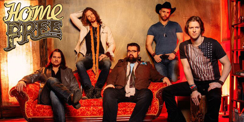 HOME FREE for the Holidays Tour