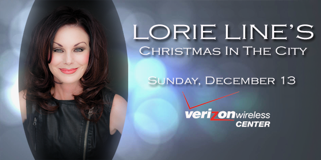 Lorie Line's Christmas in the City